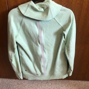 lululemon athletica Jackets & Coats - Lululemon wrap collar jacket